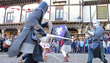 feria Medieval de Atienza